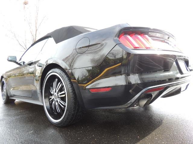 2016 Ford Mustang V6 / Convertible / Automatic / Premium Wheels - Photo 47 - Portland, OR 97217