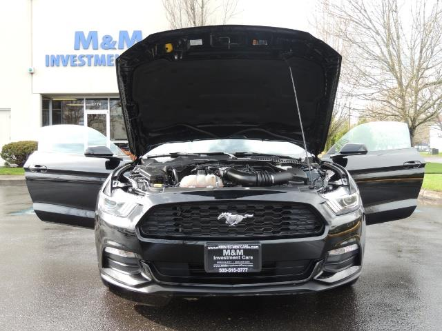 2016 Ford Mustang V6 / Convertible / Automatic / Premium Wheels - Photo 33 - Portland, OR 97217