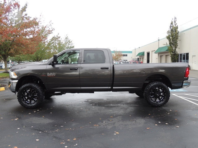 2015 Ram 2500 4X4 / 6.7L Diesel / 6-SPEED / LIFTED /  6000 MILES - Photo 3 - Portland, OR 97217
