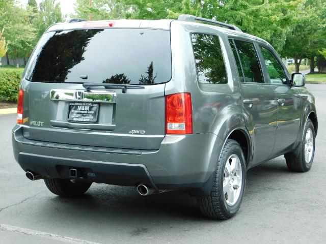 2009 Honda Pilot EX-L AWD / 3RD SEAT/ NEW TIMING BELT / 1-OWNER - Photo 8 - Portland, OR 97217