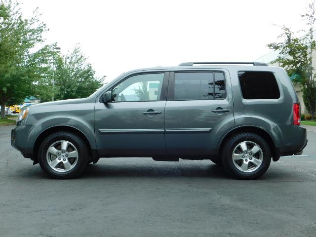 2009 Honda Pilot EX-L AWD / 3RD SEAT/ NEW TIMING BELT / 1-OWNER - Photo 3 - Portland, OR 97217