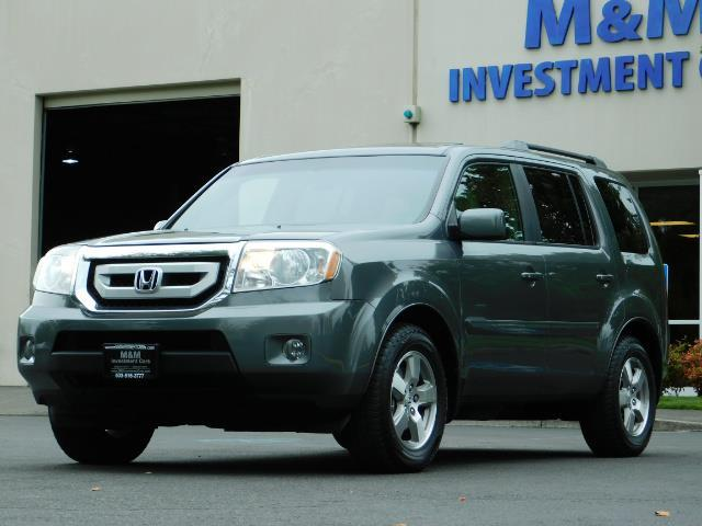 2009 Honda Pilot EX-L AWD / 3RD SEAT/ NEW TIMING BELT / 1-OWNER - Photo 1 - Portland, OR 97217