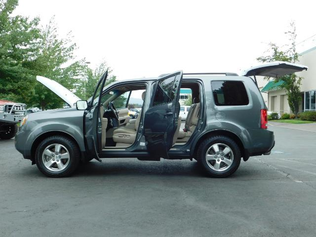 2009 Honda Pilot EX-L AWD / 3RD SEAT/ NEW TIMING BELT / 1-OWNER - Photo 23 - Portland, OR 97217