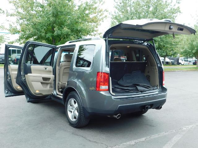 2009 Honda Pilot EX-L AWD / 3RD SEAT/ NEW TIMING BELT / 1-OWNER - Photo 25 - Portland, OR 97217