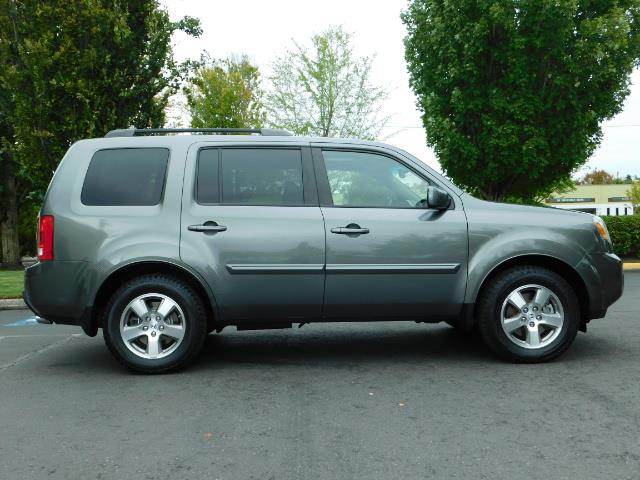 2009 Honda Pilot EX-L AWD / 3RD SEAT/ NEW TIMING BELT / 1-OWNER - Photo 4 - Portland, OR 97217