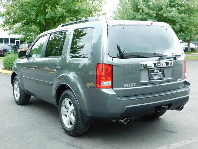 2009 Honda Pilot EX-L AWD / 3RD SEAT/ NEW TIMING BELT / 1-OWNER - Photo 7 - Portland, OR 97217