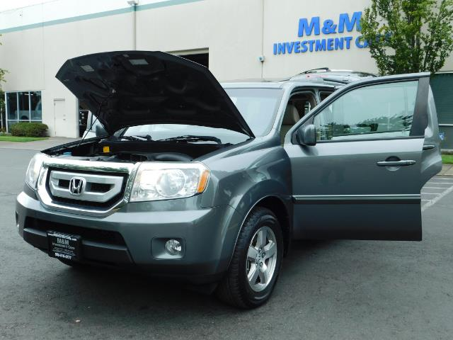 2009 Honda Pilot EX-L AWD / 3RD SEAT/ NEW TIMING BELT / 1-OWNER - Photo 32 - Portland, OR 97217