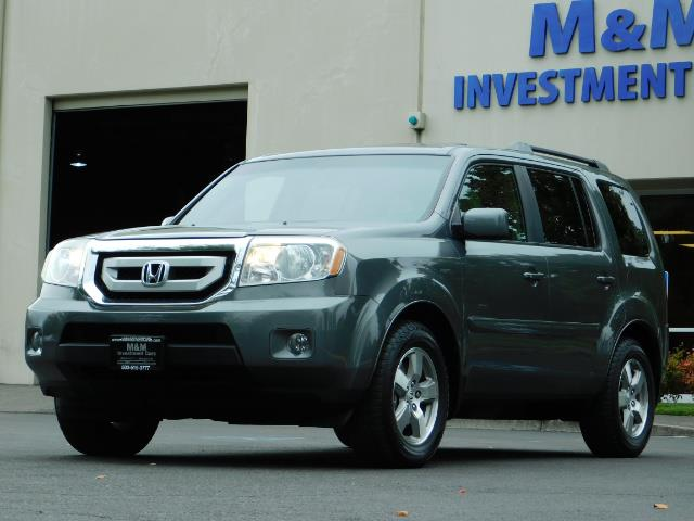 2009 Honda Pilot EX-L AWD / 3RD SEAT/ NEW TIMING BELT / 1-OWNER - Photo 44 - Portland, OR 97217