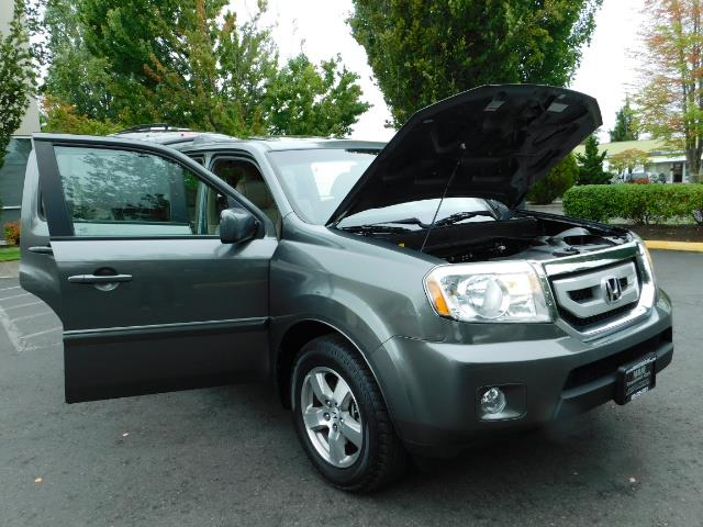 2009 Honda Pilot EX-L AWD / 3RD SEAT/ NEW TIMING BELT / 1-OWNER - Photo 29 - Portland, OR 97217