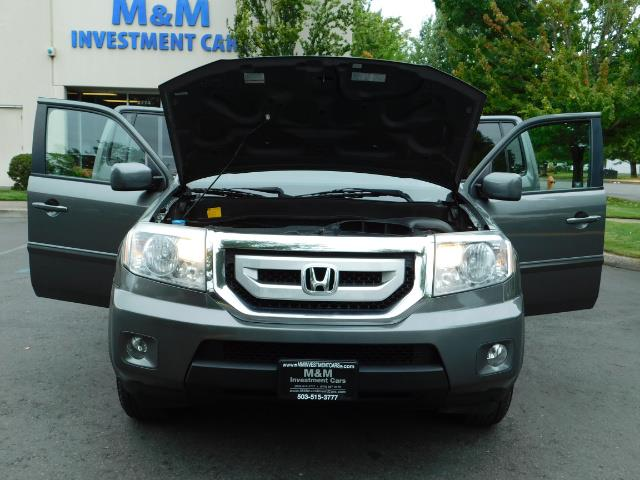 2009 Honda Pilot EX-L AWD / 3RD SEAT/ NEW TIMING BELT / 1-OWNER - Photo 30 - Portland, OR 97217