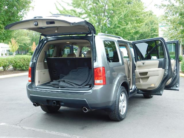 2009 Honda Pilot EX-L AWD / 3RD SEAT/ NEW TIMING BELT / 1-OWNER - Photo 28 - Portland, OR 97217