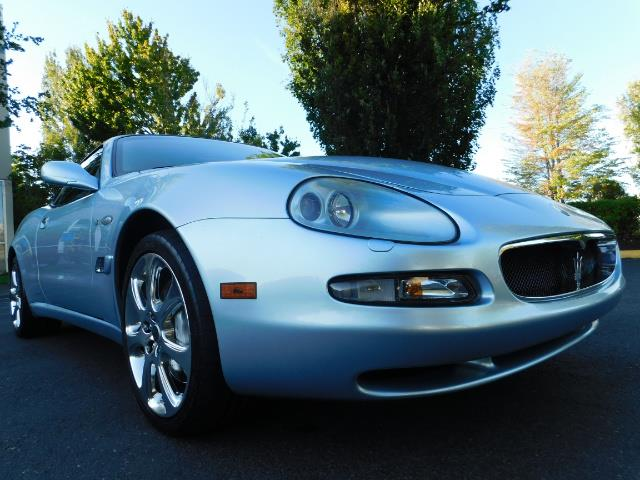 2004 Maserati Coupe Cambiocorsa / 2Dr Coupe / F1 Transmission / Excel - Photo 10 - Portland, OR 97217