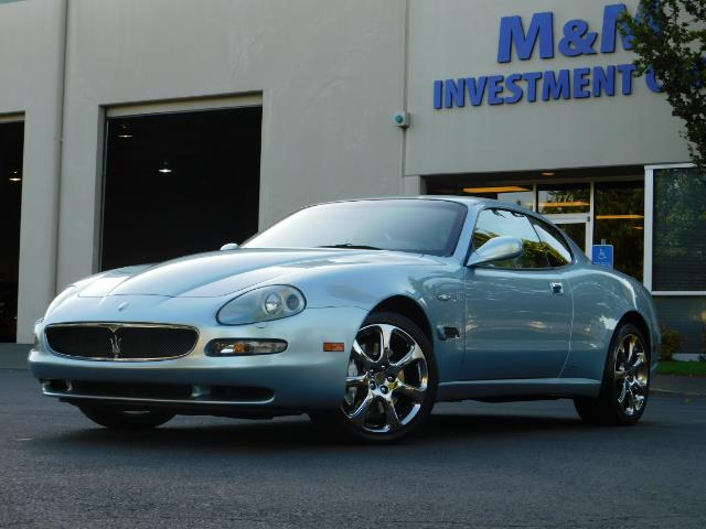 2004 Maserati Coupe Cambiocorsa / 2Dr Coupe / F1 Transmission / Excel - Photo 39 - Portland, OR 97217