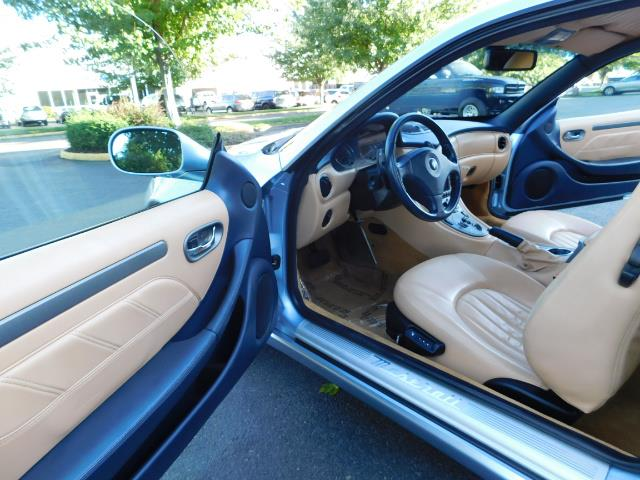 2004 Maserati Coupe Cambiocorsa / 2Dr Coupe / F1 Transmission / Excel - Photo 13 - Portland, OR 97217