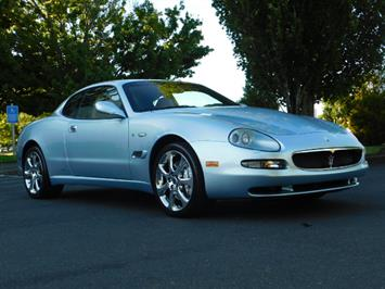 2004 Maserati Coupe Cambiocorsa / 2Dr Coupe / F1 Transmission / Excel Coupe