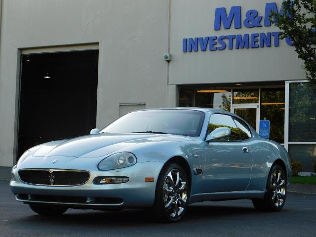 2004 Maserati Coupe Cambiocorsa / 2Dr Coupe / F1 Transmission / Excel - Photo 38 - Portland, OR 97217