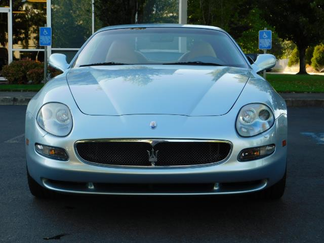 2004 Maserati Coupe Cambiocorsa / 2Dr Coupe / F1 Transmission / Excel - Photo 5 - Portland, OR 97217