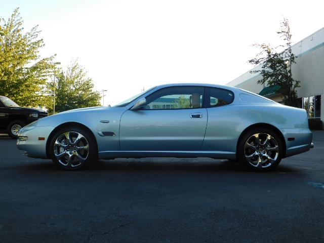 2004 Maserati Coupe Cambiocorsa / 2Dr Coupe / F1 Transmission / Excel - Photo 3 - Portland, OR 97217