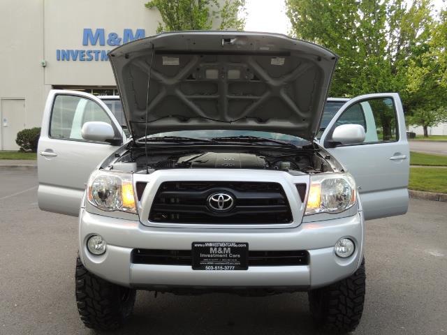 2008 Toyota Tacoma V6 Double Cab / 4X4 / LONGBED / TRD SPORT / LIFTED - Photo 37 - Portland, OR 97217