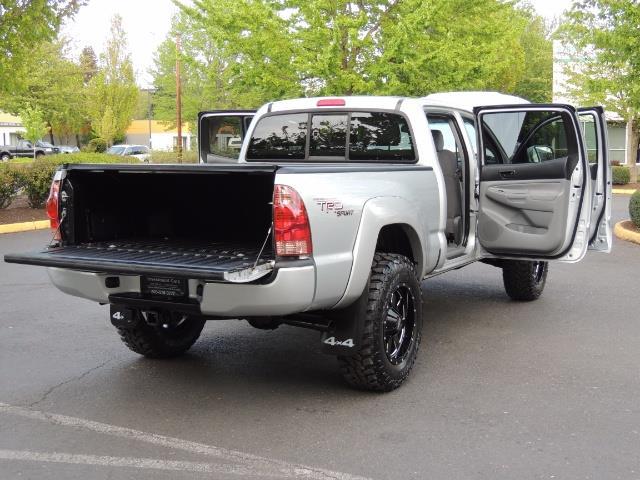 2008 Toyota Tacoma V6 Double Cab / 4X4 / LONGBED / TRD SPORT / LIFTED - Photo 35 - Portland, OR 97217