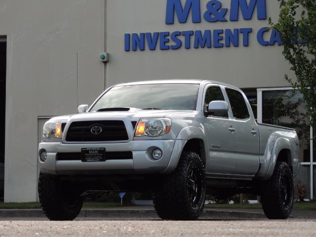 2008 Toyota Tacoma V6 Double Cab / 4X4 / LONGBED / TRD SPORT / LIFTED - Photo 42 - Portland, OR 97217