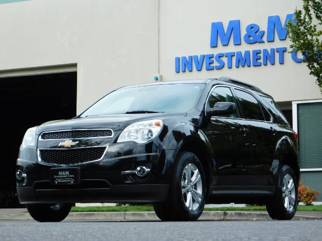 2015 Chevrolet Equinox LT / Sport Utility / AWD / Sunroof / 1-OWNER - Photo 43 - Portland, OR 97217