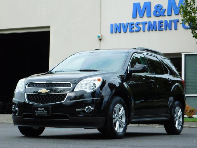 2015 Chevrolet Equinox LT / Sport Utility / AWD / Sunroof / 1-OWNER - Photo 1 - Portland, OR 97217