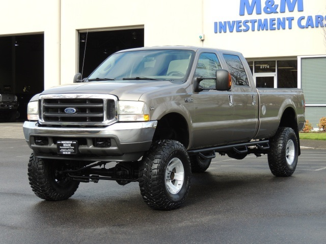 2004 Ford F 250 Super Duty Xlt V10 Lifted Lifted