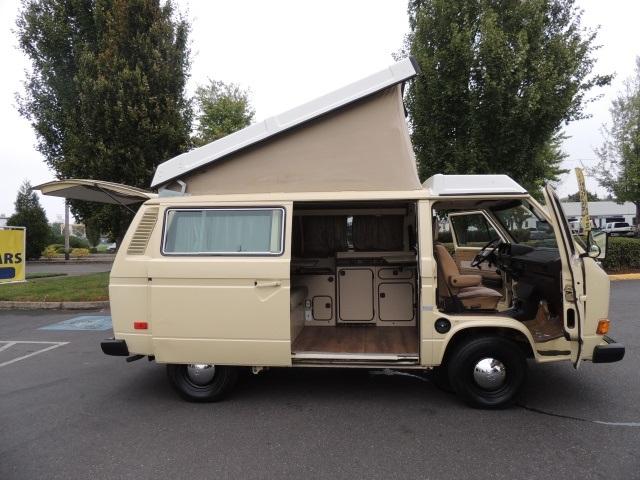 1982 Volkswagen Bus  Vanagon Camper