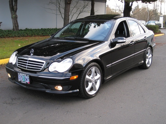 2006 mercedes benz c230 sport pkg for 2006 mercedes benz c230 problems