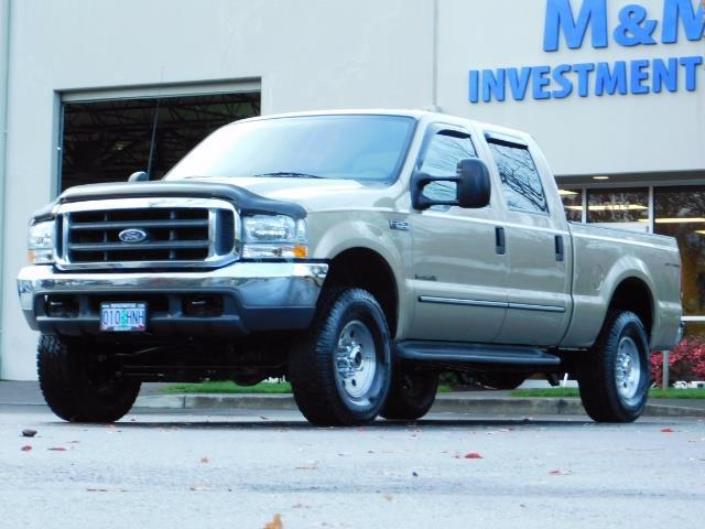 2000 Ford F-250 Super Duty XLT / 6-SPEED MANUAL / 4X4/ 7.3L DIESEL - Photo 43 - Portland, OR 97217