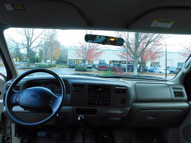 2000 Ford F-250 Super Duty XLT / 6-SPEED MANUAL / 4X4/ 7.3L DIESEL - Photo 34 - Portland, OR 97217