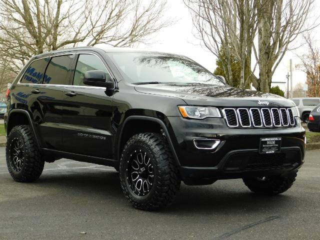 2017 Jeep Grand Cherokee Laredo Sport Utility 4wd Camera Lifted Photo 2