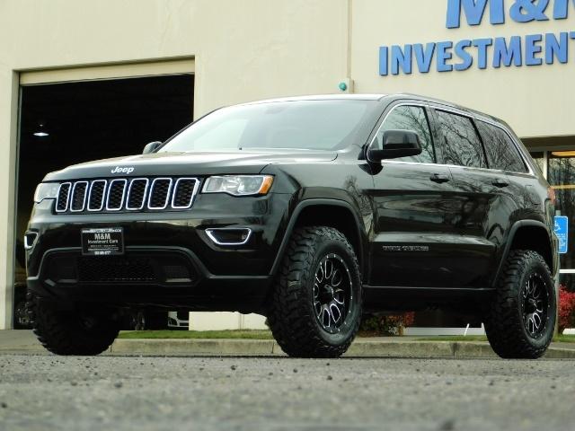 Jeep Grand Cherokee Tires >> 2017 Jeep Grand Cherokee Laredo Sport Utility 4wd Camera