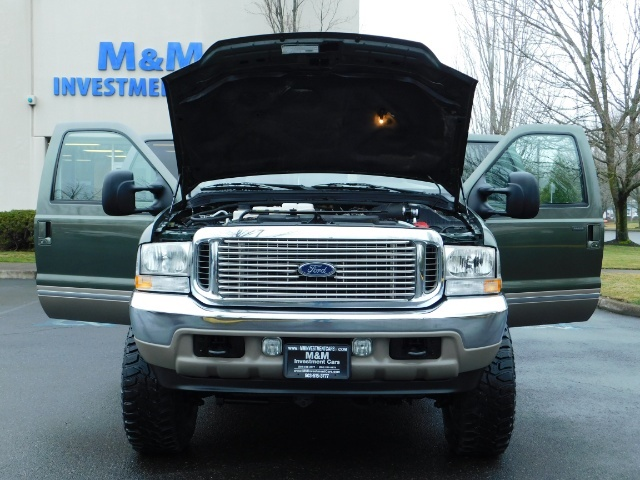 2002 Ford Excursion Limited 4X4 7.3L DIESEL / Leather / LIFTED LIFTED - Photo 32 - Portland, OR 97217