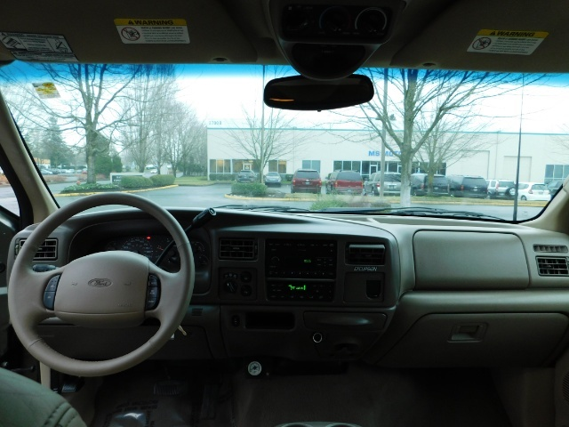 2002 Ford Excursion Limited 4X4 7.3L DIESEL / Leather / LIFTED LIFTED - Photo 36 - Portland, OR 97217