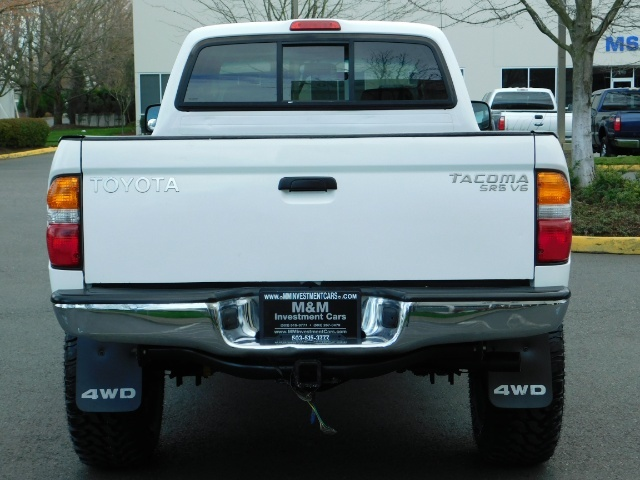 "2004 Toyota Tacoma V6 2dr 4WD Xtracab TRD RR DIF LIFTED 33 ""MUD CANOPY - Photo 8 - Portland, OR 97217"