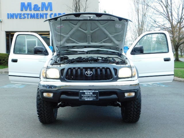 "2004 Toyota Tacoma V6 2dr 4WD Xtracab TRD RR DIF LIFTED 33 ""MUD CANOPY - Photo 21 - Portland, OR 97217"