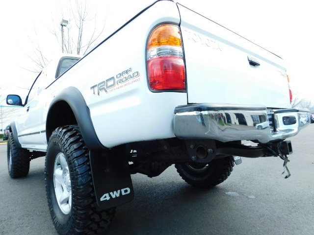 "2004 Toyota Tacoma V6 2dr 4WD Xtracab TRD RR DIF LIFTED 33 ""MUD CANOPY - Photo 39 - Portland, OR 97217"