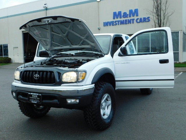 "2004 Toyota Tacoma V6 2dr 4WD Xtracab TRD RR DIF LIFTED 33 ""MUD CANOPY - Photo 13 - Portland, OR 97217"