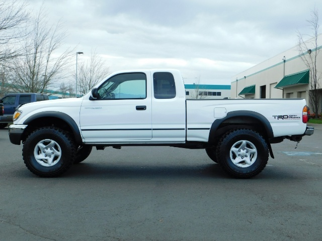 "2004 Toyota Tacoma V6 2dr 4WD Xtracab TRD RR DIF LIFTED 33 ""MUD CANOPY - Photo 6 - Portland, OR 97217"