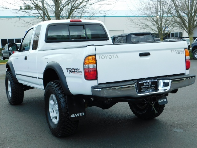 "2004 Toyota Tacoma V6 2dr 4WD Xtracab TRD RR DIF LIFTED 33 ""MUD CANOPY - Photo 7 - Portland, OR 97217"