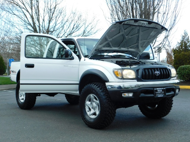 "2004 Toyota Tacoma V6 2dr 4WD Xtracab TRD RR DIF LIFTED 33 ""MUD CANOPY - Photo 20 - Portland, OR 97217"