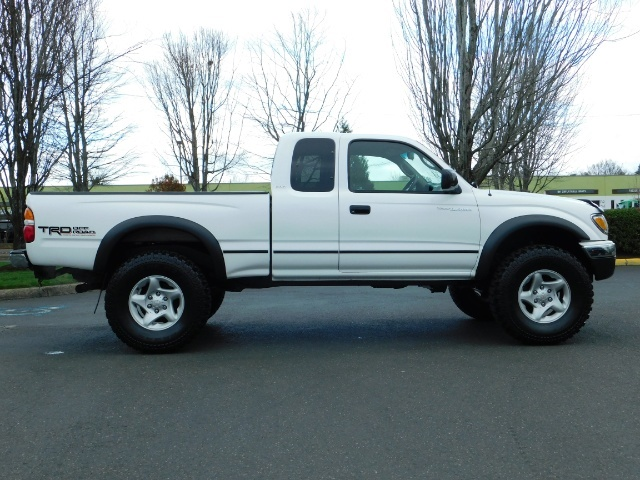 "2004 Toyota Tacoma V6 2dr 4WD Xtracab TRD RR DIF LIFTED 33 ""MUD CANOPY - Photo 10 - Portland, OR 97217"