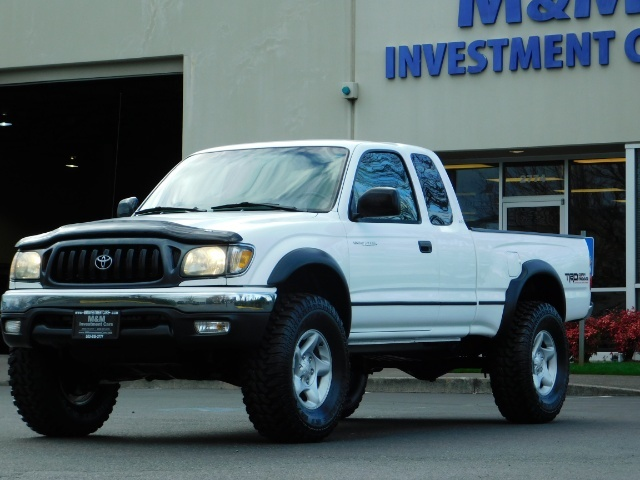 "2004 Toyota Tacoma V6 2dr 4WD Xtracab TRD RR DIF LIFTED 33 ""MUD CANOPY - Photo 42 - Portland, OR 97217"