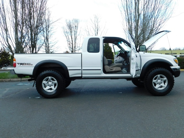 "2004 Toyota Tacoma V6 2dr 4WD Xtracab TRD RR DIF LIFTED 33 ""MUD CANOPY - Photo 19 - Portland, OR 97217"