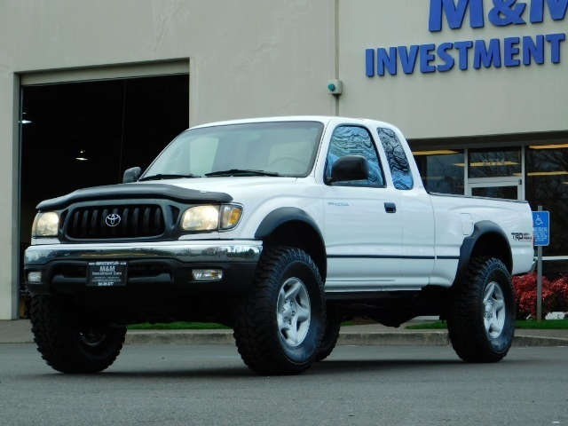 """2004 Toyota Tacoma V6 2dr 4WD Xtracab TRD RR DIF LIFTED 33 """"MUD - Photo 1 - Portland, OR 97217"""