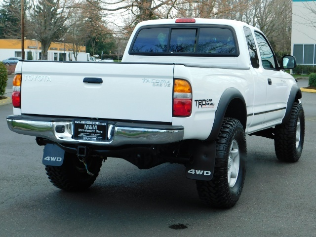"2004 Toyota Tacoma V6 2dr 4WD Xtracab TRD RR DIF LIFTED 33 ""MUD CANOPY - Photo 9 - Portland, OR 97217"