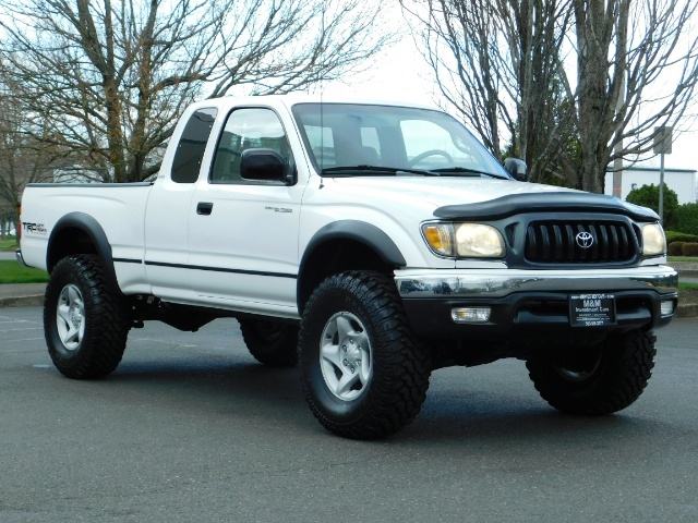 "2004 Toyota Tacoma V6 2dr 4WD Xtracab TRD RR DIF LIFTED 33 ""MUD CANOPY - Photo 11 - Portland, OR 97217"