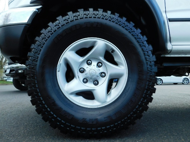 "2004 Toyota Tacoma V6 2dr 4WD Xtracab TRD RR DIF LIFTED 33 ""MUD CANOPY - Photo 36 - Portland, OR 97217"